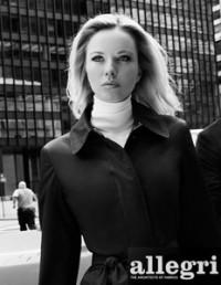 Allegri Ad campaign Lookbook New York