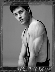 Roberto Bolle for Gotham magazine, New York