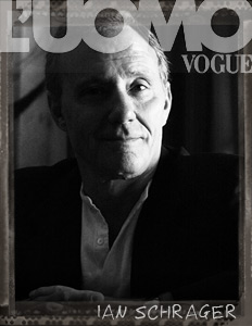 Ian Schrager for L'UOMO VOGUE, Gramercy Park Hotel, New York