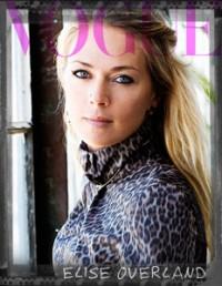 Elise Overland Russian Vogue New York