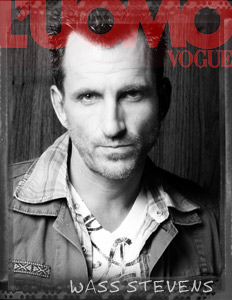 Wass Stevens for L'UOMO VOGUE, New York