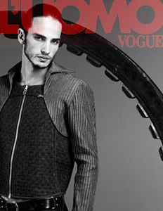 L'UOMO VOGUE, fashion guide 11 advertorial, New York